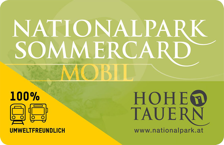 Nationapark Card Mobil